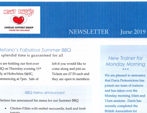 Latest Newsletter June 2019